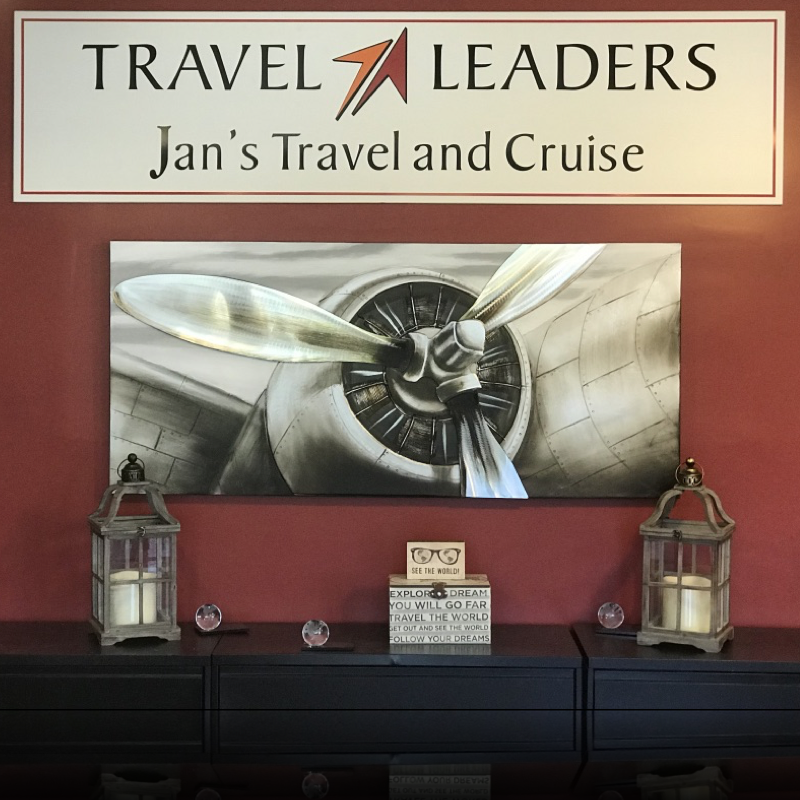 About Jan's Travel and Cruise Agents - Jan's Travel