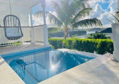 bungalowview 400x284 - Antigua