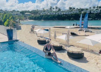 mepool 400x284 - Antigua